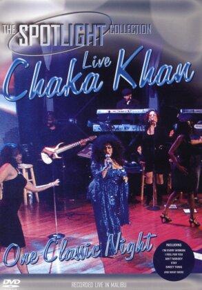 Khan Chaka - Live