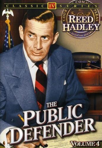 The Public Defender - Vol. 4 (s/w)