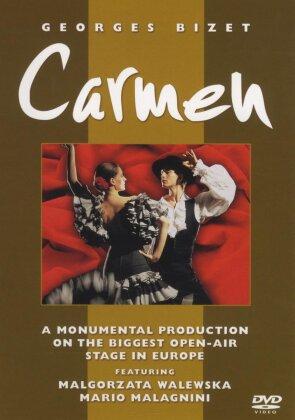 Georges Bizet (1838-1875), M. Walewska & M. Malagnini - Carmen