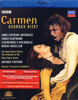 Orchestra of the Royal Opera House, Antonio Pappano, … - Bizet - Carmen (Decca, BBC)