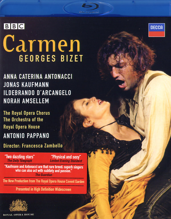Orchestra of the Royal Opera House, Sir Antonio Pappano, … - Bizet - Carmen (Decca, BBC)