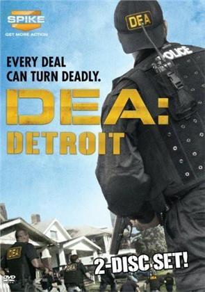 D.E.A.: Detroit (2 DVDs)