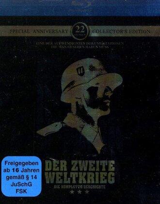 Der Zweite Weltkrieg - Die komplette Geschichte (Steelbook, 4 Blu-rays)