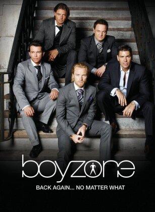 Boyzone - Back Again... No Matter What - Live 2008