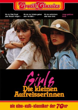Girls - Die kleinen Aufreisserinnen - (Erotik Classics)