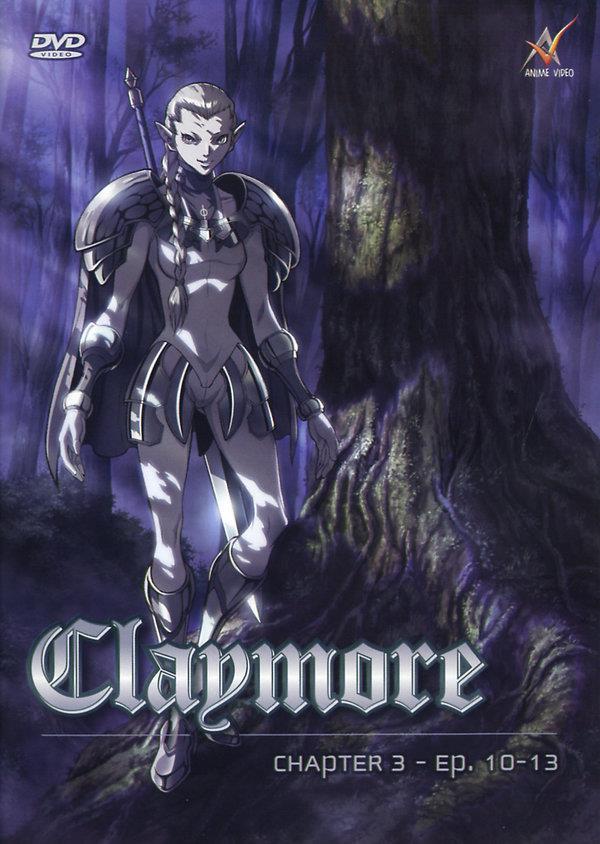 Claymore - Staffel 1 - Vol. 3