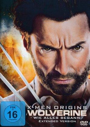 X-Men Origins: Wolverine (2009) (Extended Edition)