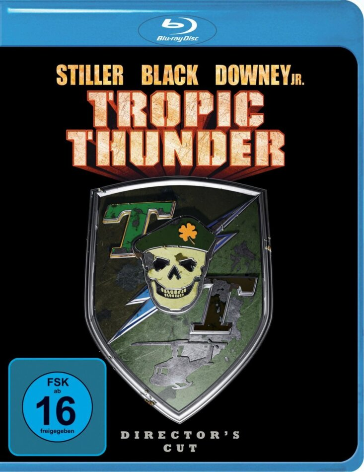 Tropic Thunder (2008) (Director's Cut)
