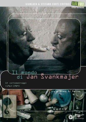 Il mondo di Jan Svankmajer - 14 Cortometraggi (1964 - 1989)