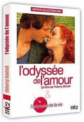 L'Odyssée de l'amour / L'Odyssée de la vie (2 DVDs)