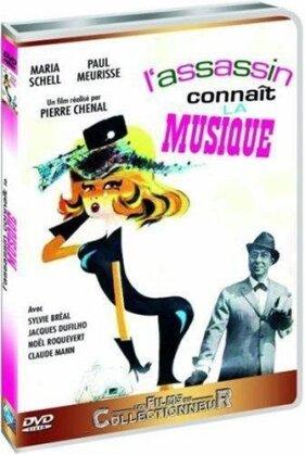 L'assassin connaît la musique (1963) (s/w)