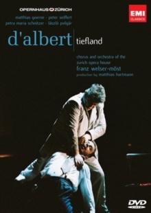 Opernhaus Zürich, Franz Welser-Möst, … - D'Albert - Tiefland (2 DVDs)