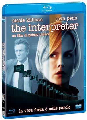 The Interpreter (2005) (Steelbook)
