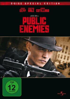 Public Enemies (2009) (Special Edition, 2 DVDs)