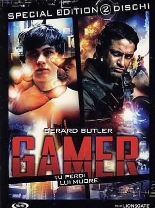 Gamer (2009) (Special Edition, 2 DVDs)