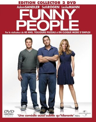 Funny People (2009) (Collector's Edition, 2 DVDs)