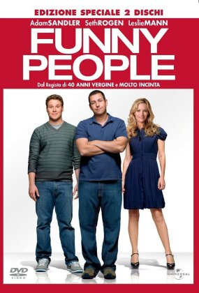 Funny People (2009) (Special Edition, 2 DVDs)