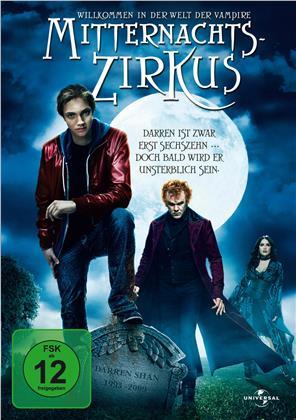 Mitternachtszirkus - Willkommen in der Welt der Vampire - The Vampire's Assistant (2009) (2009)