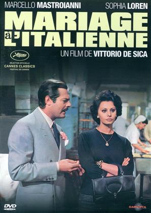 Mariage à l'italienne (1964) (Collector's Edition)