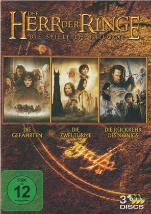 Der Herr der Ringe - Spielfilm-Trilogie (3 DVDs)