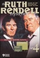 The Ruth Rendell Mysteries - Set 4 (2 DVDs)