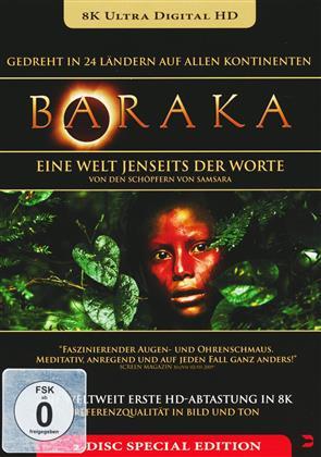 Baraka - Eine Welt jenseits der Worte (1992) (Special Edition, 2 DVDs)