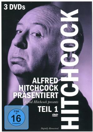 Alfred Hitchcock präsentiert - Teil 1 (3 DVDs)