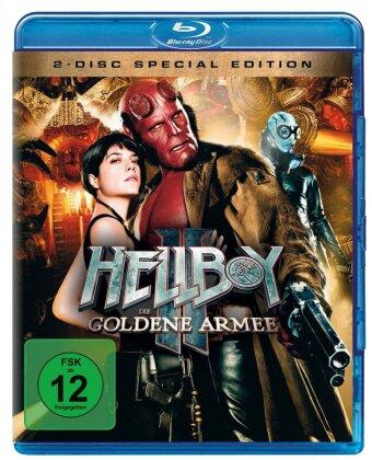 Hellboy 2 - Die goldene Armee (2008) (2 Blu-rays)