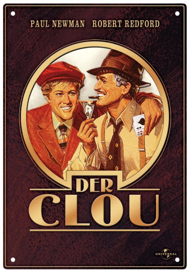 Der Clou - (Nostalgie-Edition) (1973)