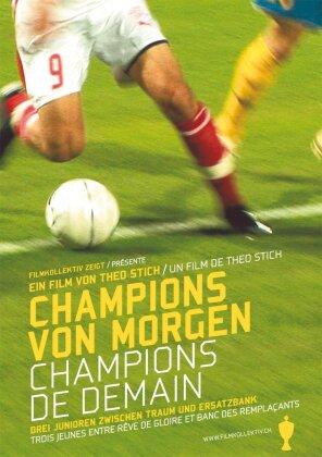 Champions von morgen - Drei Junioren zwischen Traum und Ersatzbank