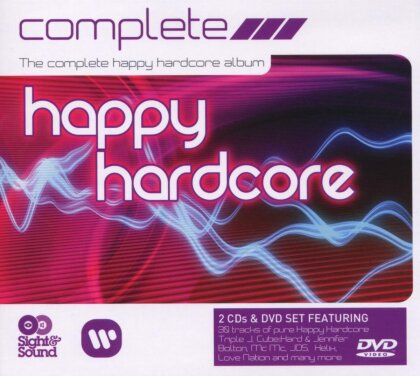 Various Artists - Complete Happy Hardcore (Sight & Sound + 2 CD)