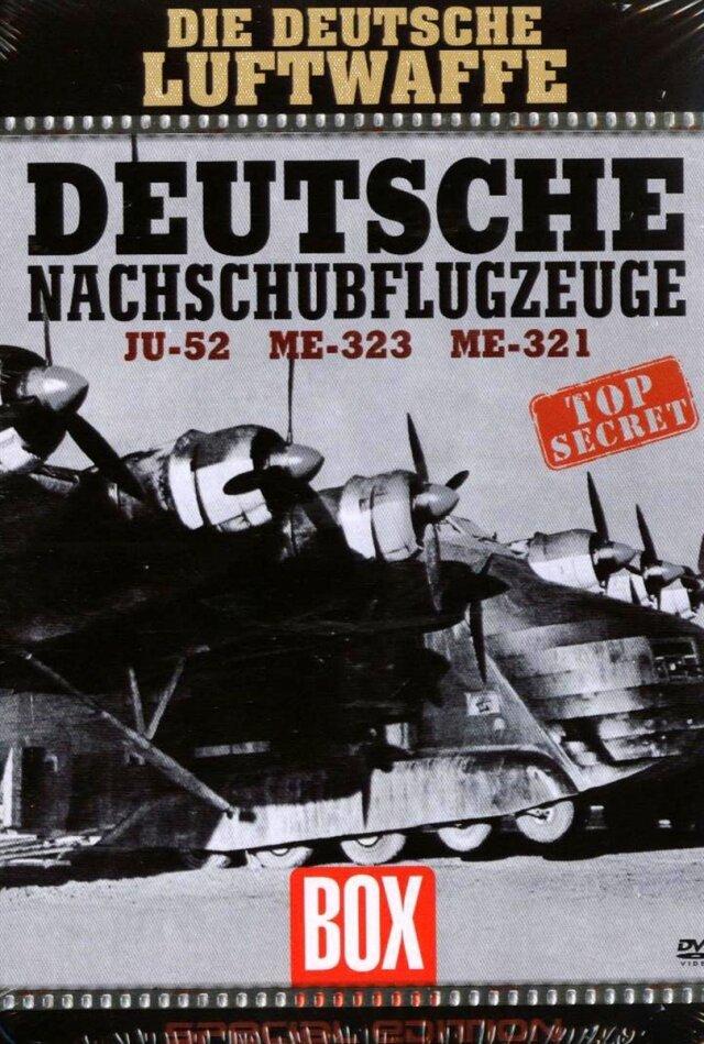 Der Zweite Weltkrieg - Nachschubflugzeuge (Steelbook)