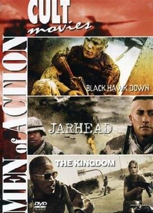Men of Action Cult Movies Collection - Black Hawk Down / Jarhead / The Kingdom (3 DVD)