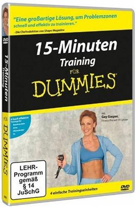 15-Minuten-Training für Dummies