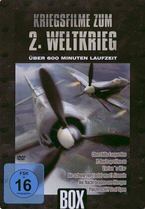 Kriegsfilme zum 2. Weltkrieg (Steelbook, 2 DVDs)