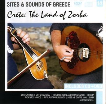 Various Artists - Crete: The Land of Zorba (DVD + CD)