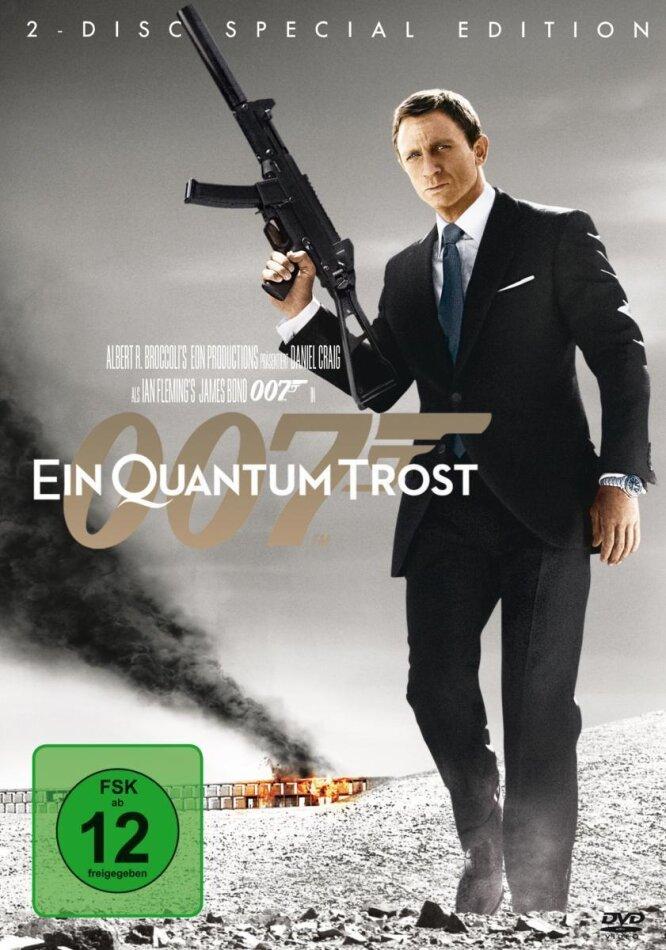 James Bond: Ein Quantum Trost (2008) (Special Edition, 2 DVDs)