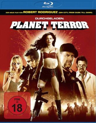 Grindhouse - Planet Terror (2007)