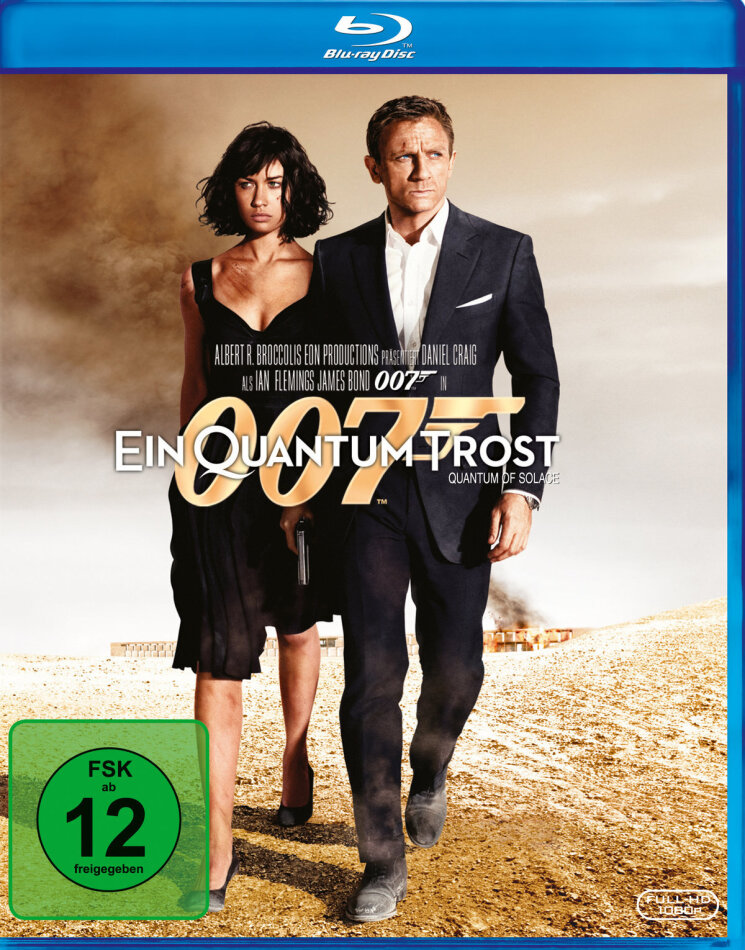 James Bond: Ein Quantum Trost (2008)