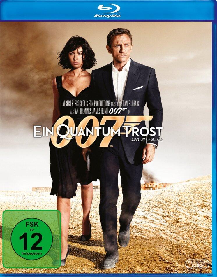 James Bond: Ein Quantum Trost (2008)