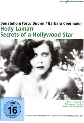 Hedy Lamarr - Secrets Of A Hollywood Star (Trigon-Film, 2 DVDs)