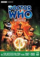 Doctor Who - Battlefield (Remastered, 2 DVDs)