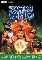Doctor Who - Battlefield (Remastered, 2 DVDs)
