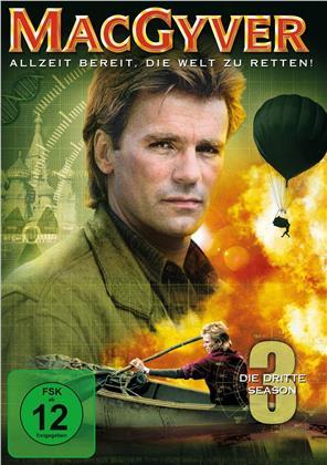 MacGyver - Staffel 3 (5 DVDs)