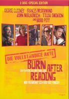 Burn after reading (2008) (Special Edition, 2 DVDs)