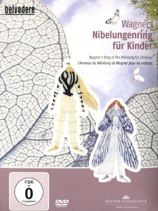 Wiener Staatsoper & Jendrik Springer - Wagners Ring des Nibelungen für Kinder (Belvedere)