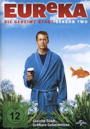 Eureka - Staffel 2 (4 DVDs)