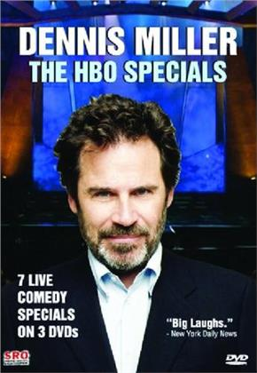 Dennis Miller - The HBO Specials (Collector's Edition, 3 DVD)