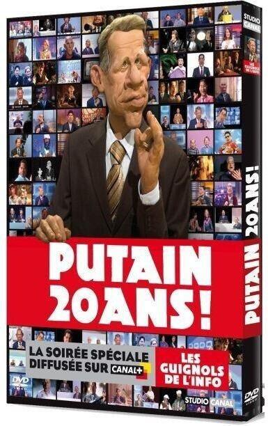Les Guignols de l'info - Putain 20 ans! (2009) (Collector's Edition)