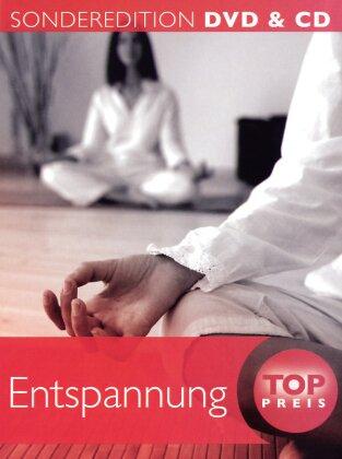 Entspannung - Sonderedition (DVD + CD)